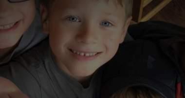 6 year old boy